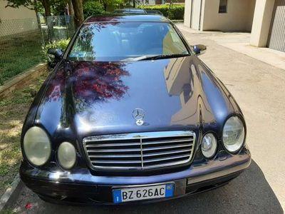 usata Mercedes CLK320 cat Elegance