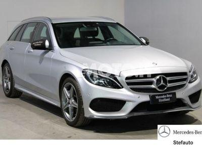 usado Mercedes 250 Classe C Station WagonBlueTEC 4Matic Automatic Premium usato