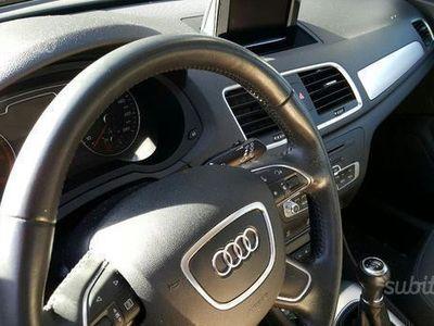 usata Audi Q3 2.0 TDI Advanced