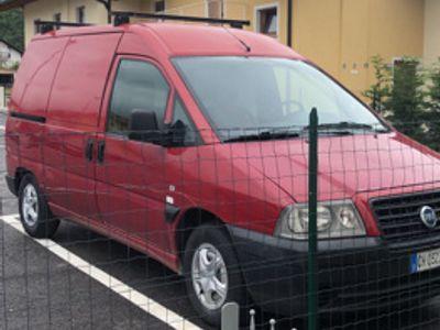 usata Fiat Scudo 1.9 jtd motore fuso