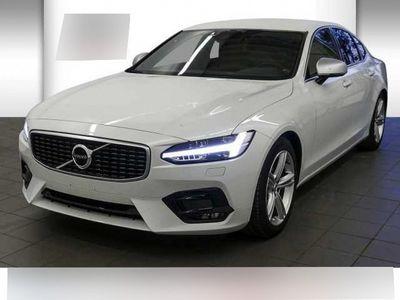 gebraucht Volvo S90 D4 Geartronic R-design,navi,led,rüka,sh,fsh