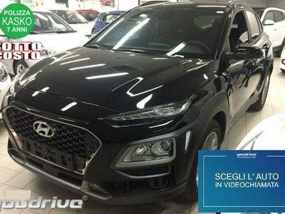 usata Hyundai Kona 1.6 CRDI 115 CV XPrime usato