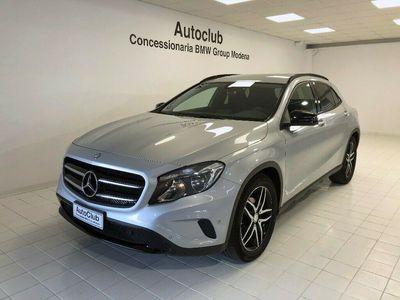 used Mercedes GLA220 CDI Automatic 4Matic Sport
