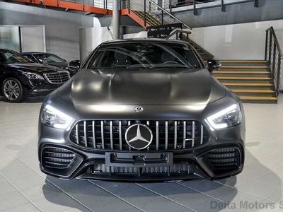 usata Mercedes S63 AMG GT X290 MERCEDES-AMG COUPE 44MATIC+
