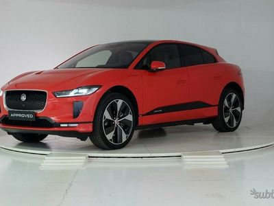 usata Jaguar I-Pace (X590) EV kWh 400 CV Auto AWD F...