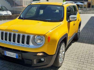 usado Jeep Renegade 1.6 Mjt DDCT 120 CV Limited