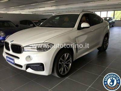 usata BMW X6 X6xdrive30d Msport 258cv auto