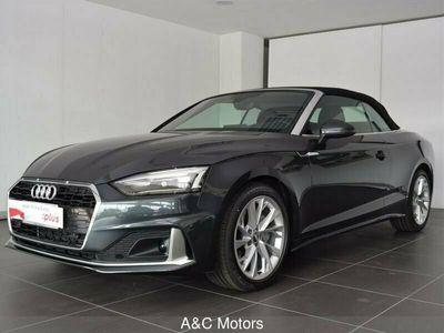usata Audi A5 Cabriolet A5 1ª serie 40 TDI S tronic Business Advanced
