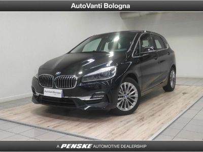 usata BMW 216 Active Tourer Serie 2 Active Tourer d Luxury