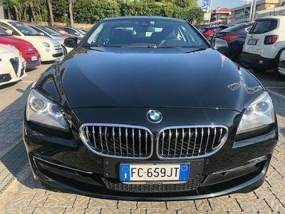 usata BMW 640 d Coupé Luxury