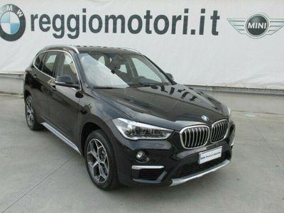usata BMW X1 xDrive 20d xLine