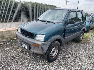 usata Daihatsu Terios 1.3i 16V cat 2WD DB