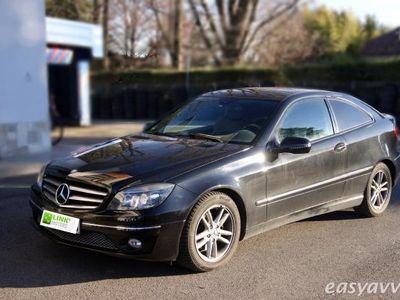 second-hand Mercedes CLC220 classecdi sc diesel