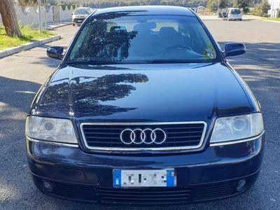 usata Audi A6 2.5 V6 TDI/180 CV cat quattro