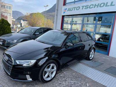 usata Audi A3 SPB 2.0 TDI 184Cv quattro S tronic Navi Xeno Euro6