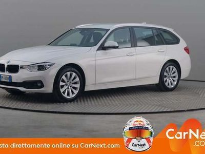usata BMW 318 318 Touring d Business Advantage Automatica