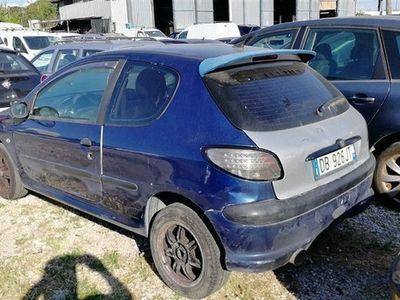 """usata Peugeot 206 1.4 HDi 3p. """"VENDUTA nello STATO"""""""