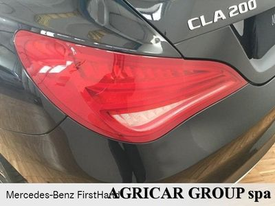 usata Mercedes CLA200 CDI Sport del 2015 usata a San Zeno Naviglio