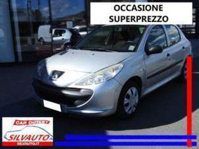 usata Peugeot 206+ 1.1 60cv 5p. benzina