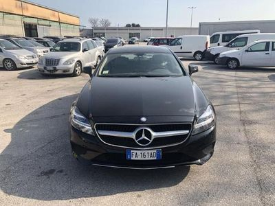 używany Mercedes E250 CLS CLASSE (X/C218) D SW 4MATIC SPORT