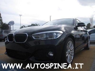 usata BMW 118 d 5p. Msport #pdc #led rif. 6912460