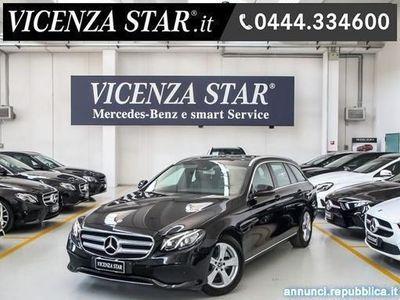 usado Mercedes E220 s.w. 4matic autom sport new model
