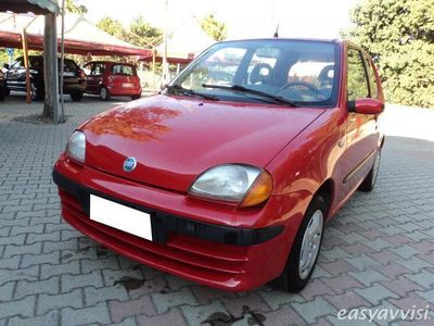 gebraucht Fiat Seicento 1.1i Brush