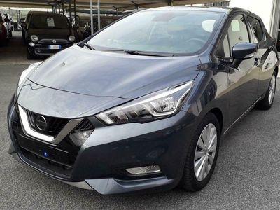 usata Nissan Micra 1.5 dCi 90 Cv 5 porte Acenta Euro 6 Apple Carplay Bluetoo