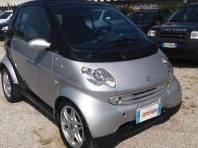 brugt Smart ForTwo Cabrio Cabrio 700 pulse