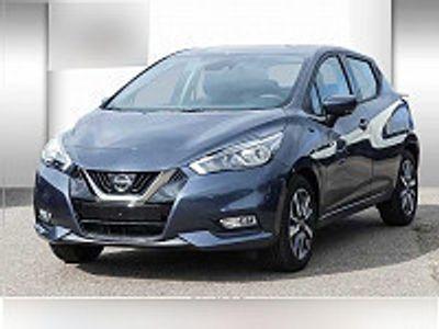 usata Nissan Micra 1.0 N-way Safety Paket Navi