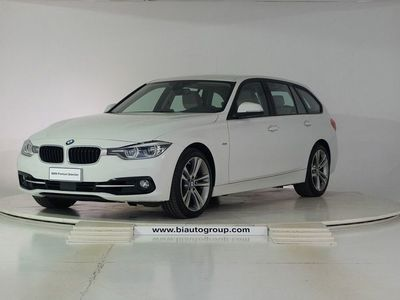 used BMW 325 d Touring Sport