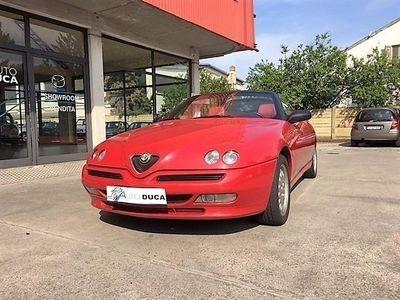 """usata Alfa Romeo GTV Spider 2.0i 16v Twin Spark Cat L """" Iscr. Asi"""" Usato"""