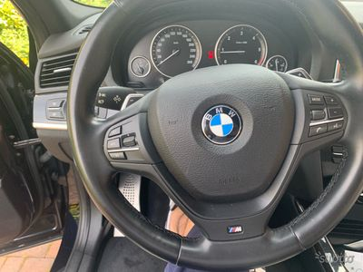 used BMW 2000 x4 M sport190cv