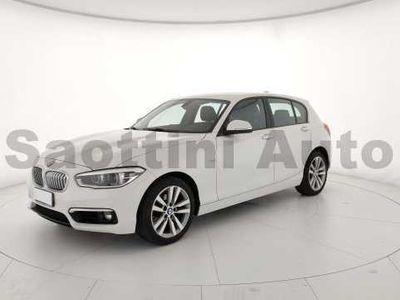 usata BMW 118 Serie 1 d Urban