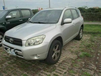 usata Toyota RAV4 2.2 D-4D 136 CV Sol
