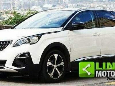 usata Peugeot 3008 1.6 bluehdi 120 allure - unico proprietario - tagliandi e