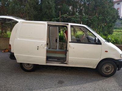 brugt Nissan Vanette - 2000