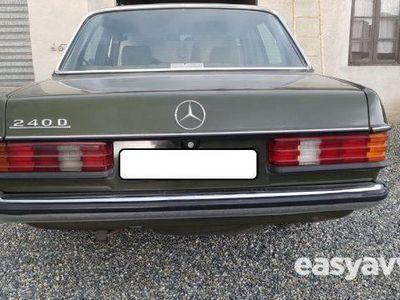 gebraucht Mercedes 240 240D usato