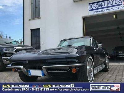 usata Chevrolet Corvette Stingray Stin Gray C2