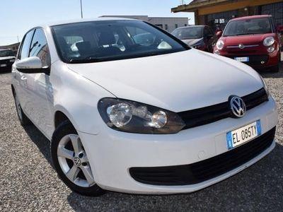 usata VW Golf VI GPL 1.4 UNITED 5P CLIMA BT OK NEOPATENTATI