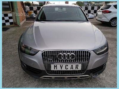 usata Audi A4 Allroad 2.0 TDi SW BUSINES 150CV 6 MARCE