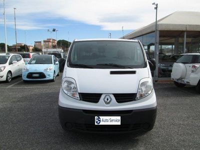 used Renault Trafic T27 2.0 dCi/115 PC-TN Furgone
