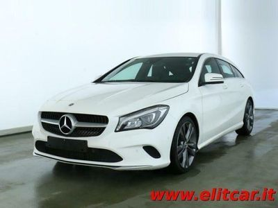used Mercedes CLA220 d S.W. Automatic Sport
