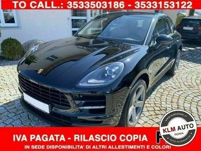 usata Porsche Macan 2.0**F24**PRO.CON.GAR.24 MESI*