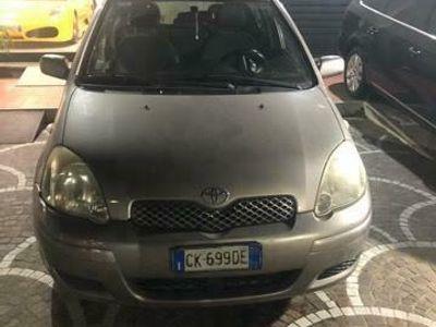 usata Toyota Yaris Diesel 2003