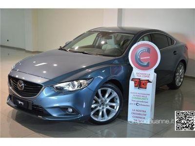 usata Mazda 6 2.2L Skyactiv-D 175CV aut. 4p. Exceed KM CERTIF