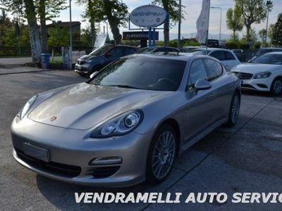 begagnad Porsche Panamera 3.0 Diesel