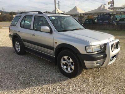 usata Opel Frontera 2.2 16V DTI Wagon Limited
