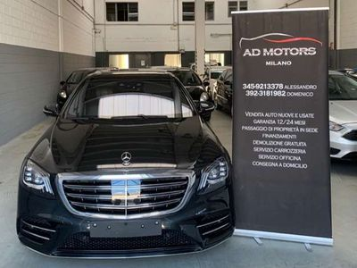 usata Mercedes S400 d 4Matic Premium Plus Lunga