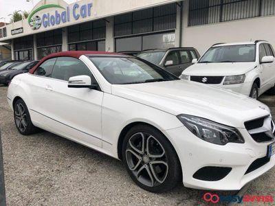 usado Mercedes E220 Cabrio Sport